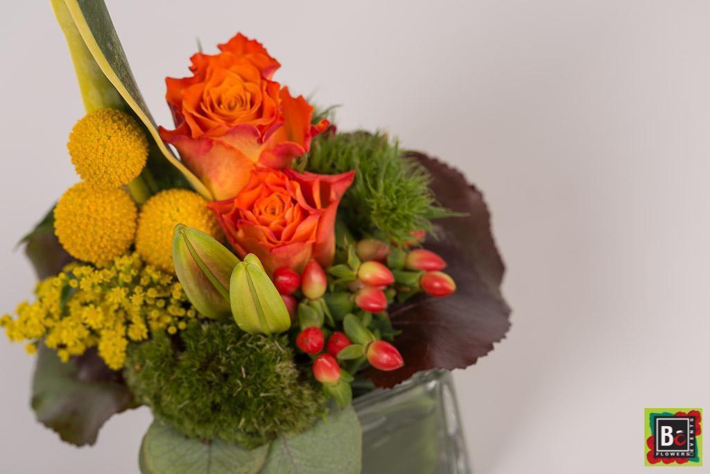 livraison de compositions de fleurs