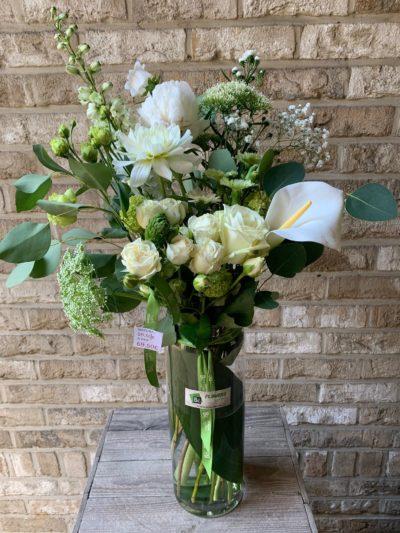 Bouquet Natural Prestige Vase