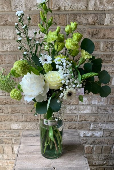 Bouquet Natural Basic Vase